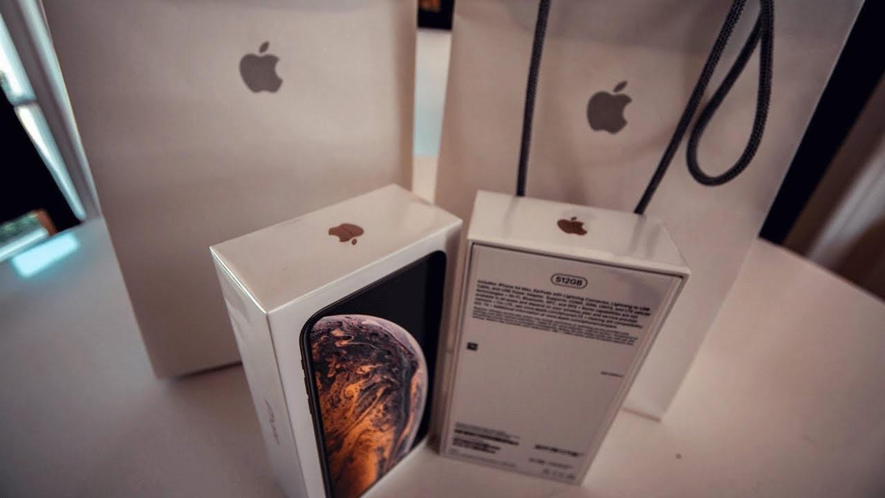 iPhone XS купить в Москве недорого
