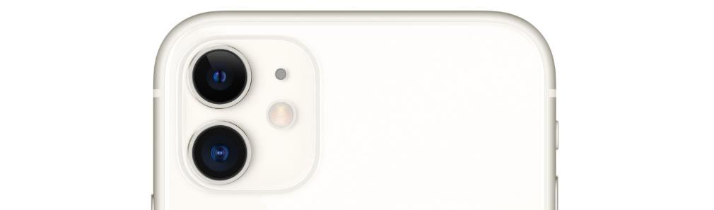 iPhone 11 камера двойная