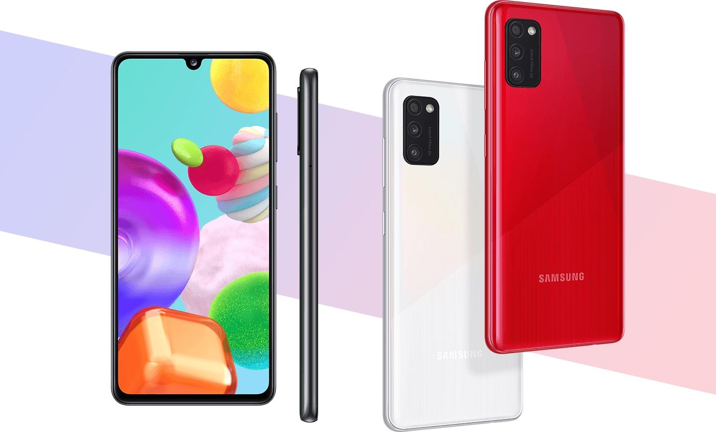 Samsung Galaxy A41 цена