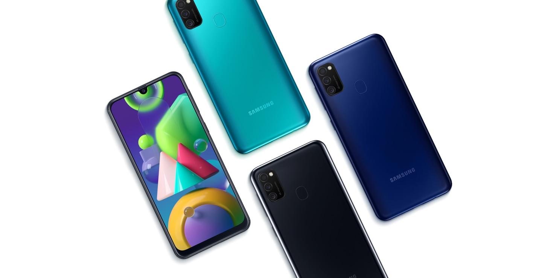 Samsung M21 купить