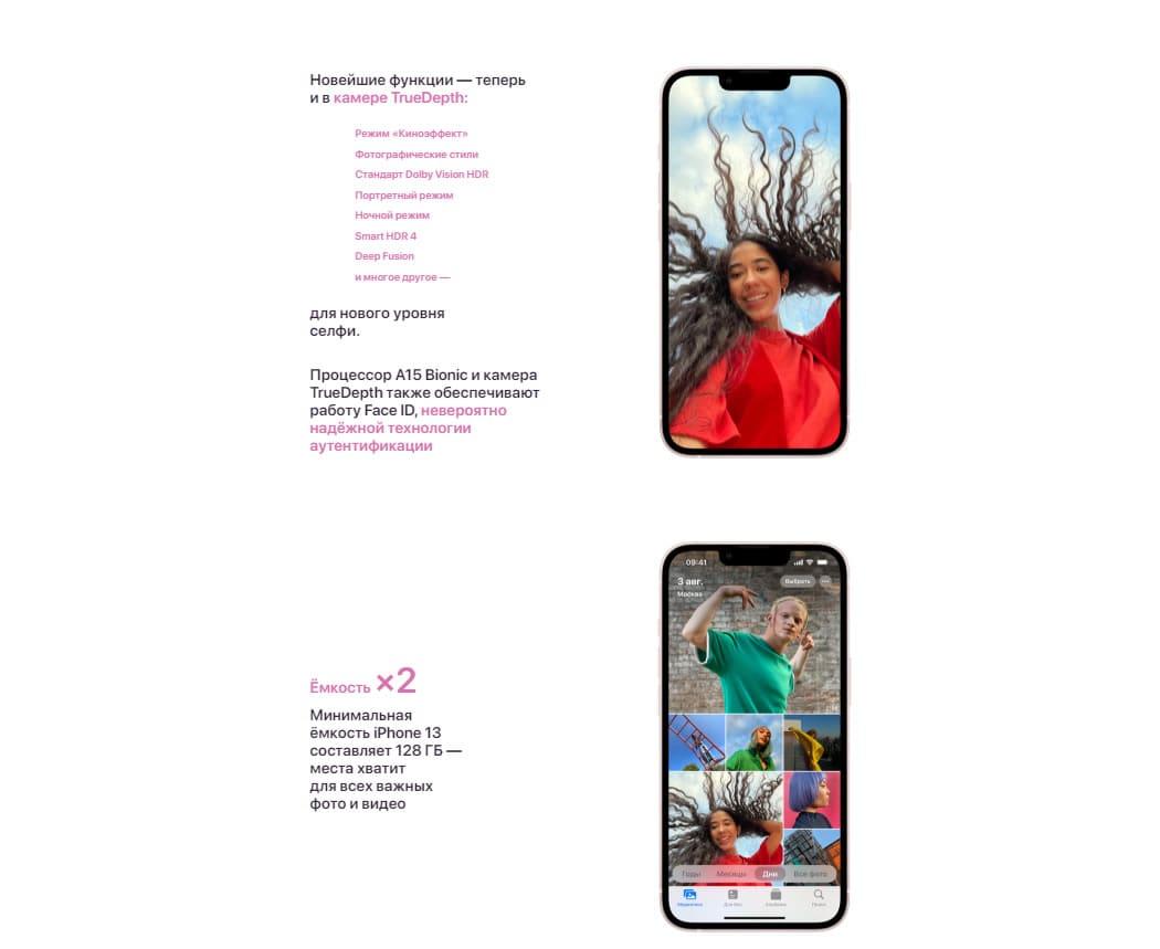 iPhone 13 функции камеры4