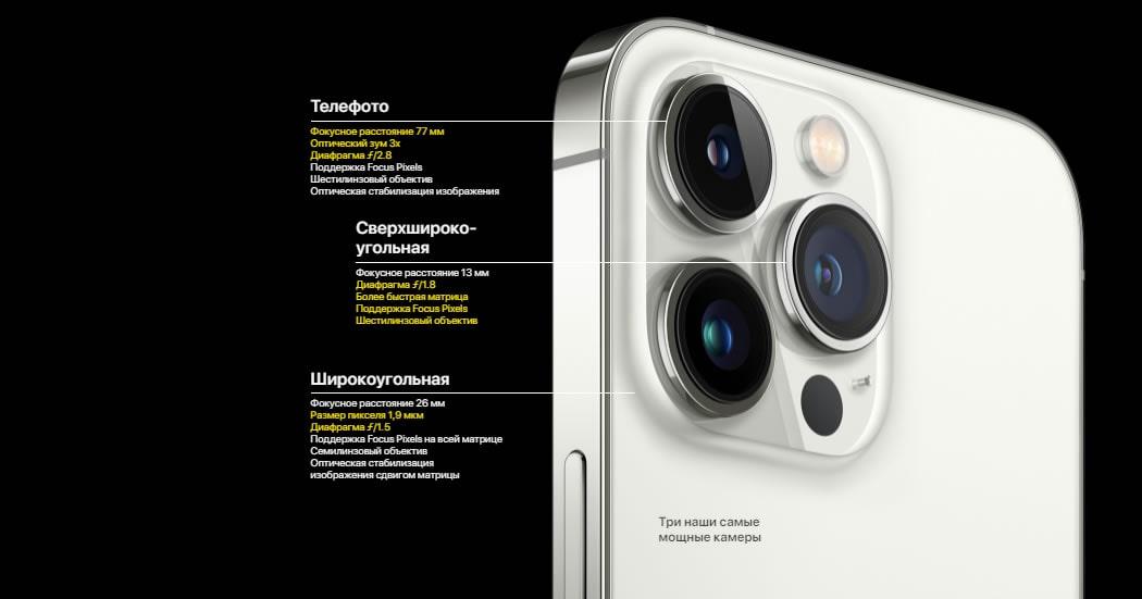 iPhone 13 Pro Москва
