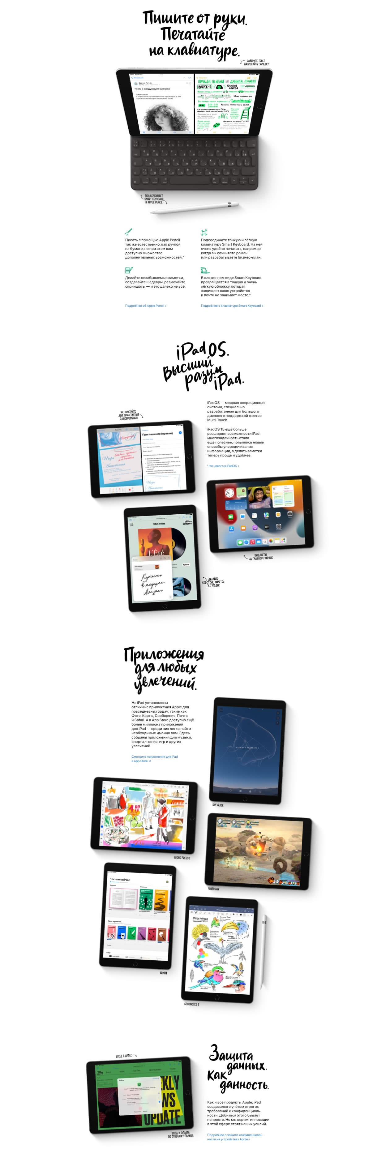 iPad 2021 Москва