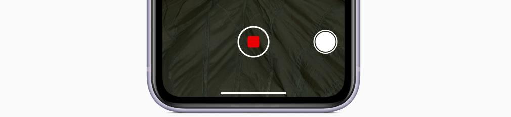 iPhone 11 снимайте видео немедленно