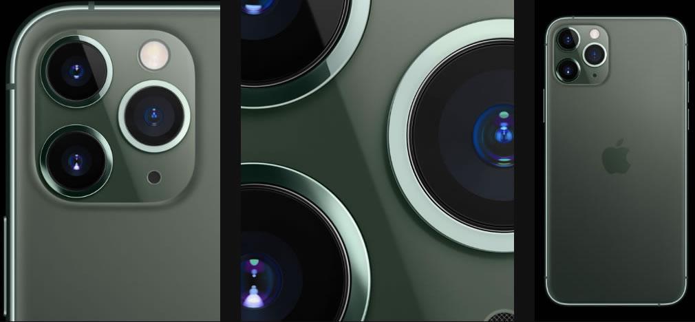 iPhone 11 Pro три камеры