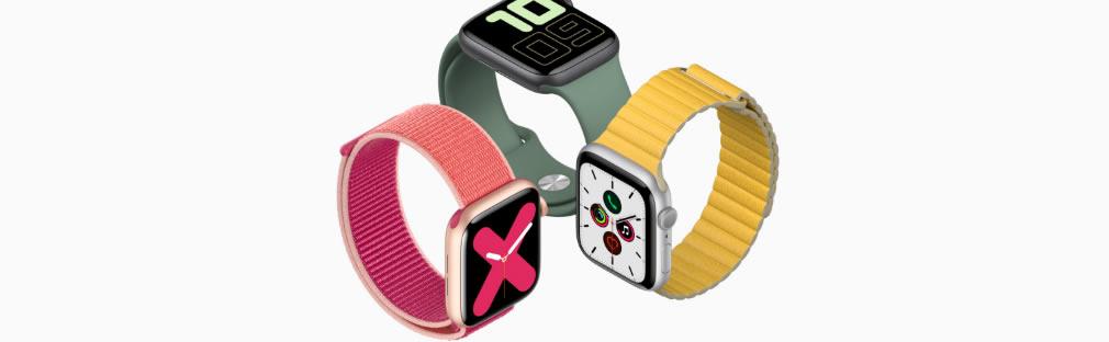 Apple Watch Series 5 купить в Москве