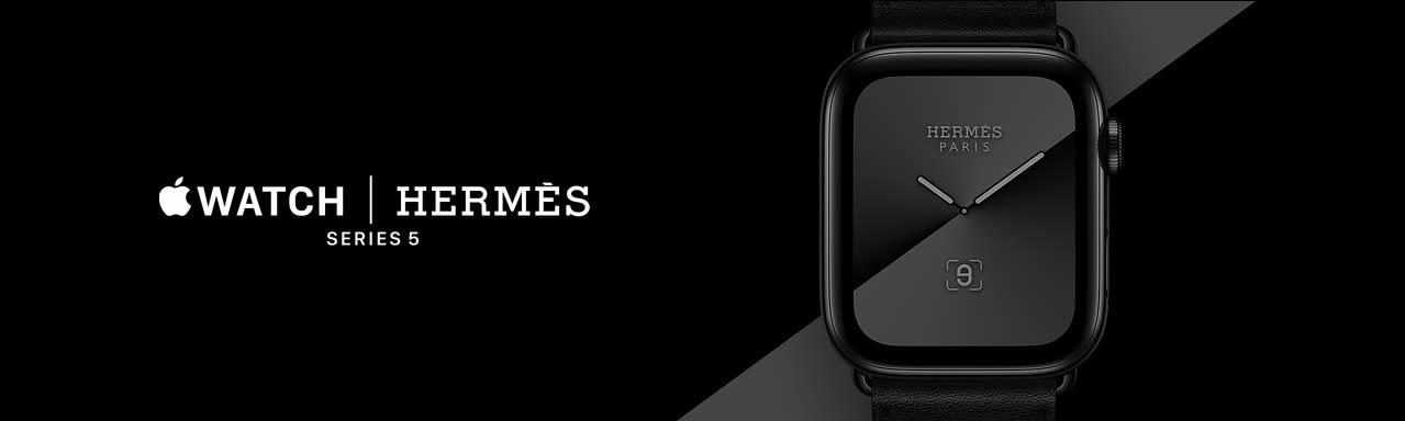Apple Watch Series 5 Hermes купить в Москве