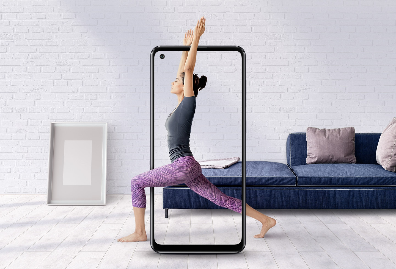 Samsung A21s цена