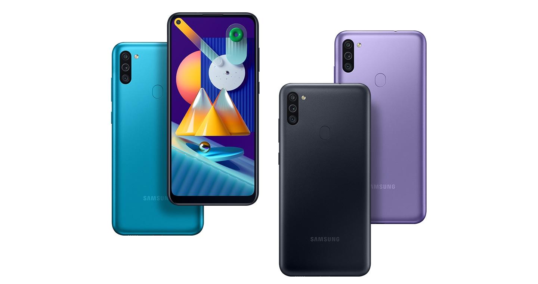 Samsung Galaxy M11 купить