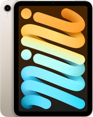 iPad mini (2021) Cellular Starlight