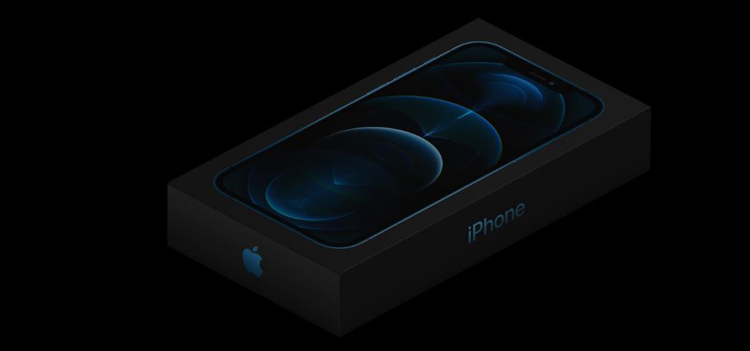 Айфон 12 Про коробка