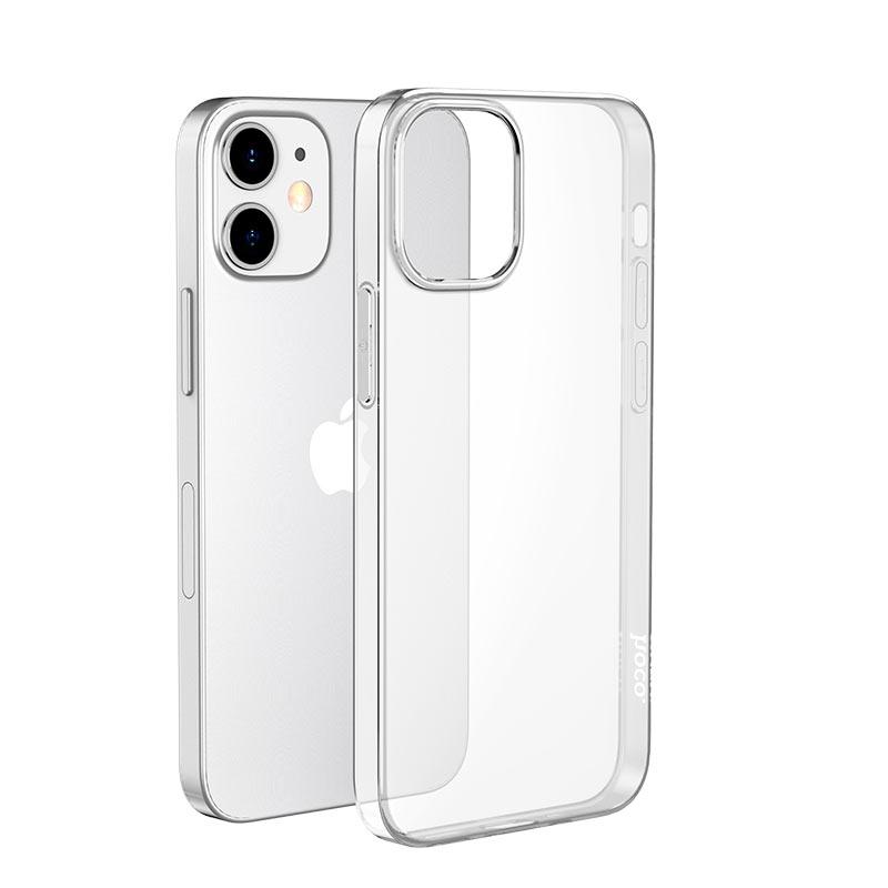 Прозрачный чехол iPhone 12