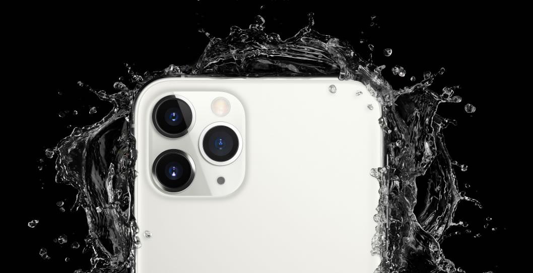 iPhone 11 Pro защита от влаги