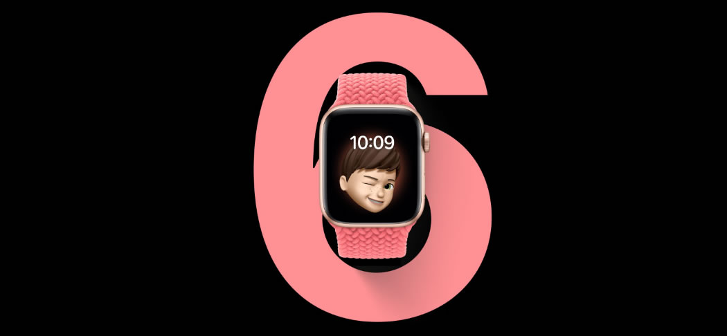 apple watch 6 новинка