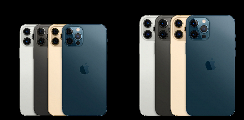 бонусы при покупке iPhone 12 Pro и 12 Pro Max