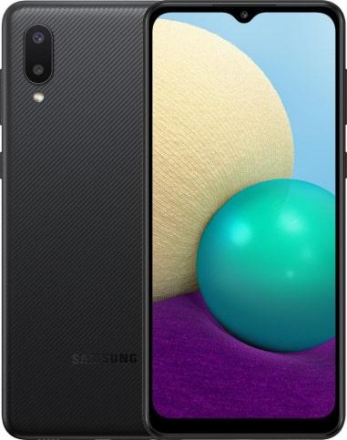 Samsung Galaxy A02 2/32Gb Black