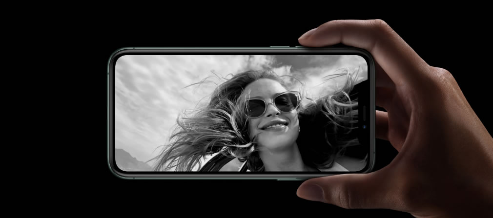 Айфон 11 Про селфи