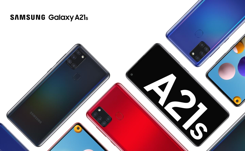 Samsung A21s купить недорого