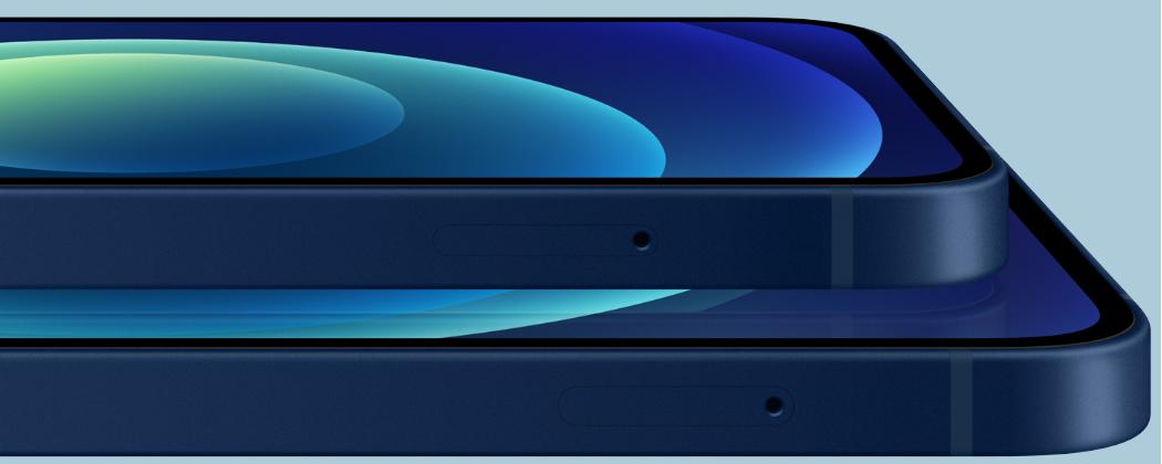 iPhone 12 дисплей