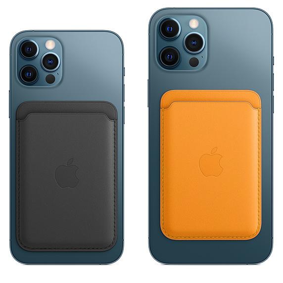 чехол-бумажник Apple MagSafe для iPhone