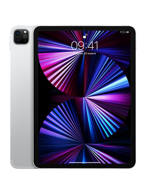 купить iPad Pro 11 2021 M1 Wi-Fi